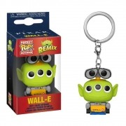 POCKET POP KEYCHAIN CHAVEIRO ALIEN AS WALL-E PIXAR