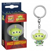 POCKET POP KEYCHAIN CHAVEIRO ALIEN BUZZ LIGHTYEAR TOY STORY