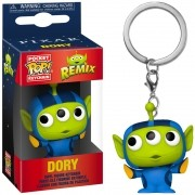 POCKET POP KEYCHAIN CHAVEIRO ALIEN DORY TOY STORY