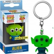 POCKET POP KEYCHAIN CHAVEIRO ALIEN TOY STORY GLOW THE DARK