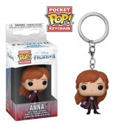 POCKET POP KEYCHAIN CHAVEIRO FUNKO  ANNA FROZEN II DISNEY