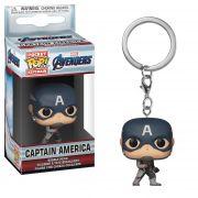 POCKET POP KEYCHAIN CHAVEIRO FUNKO Avengers Captain America