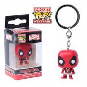 POCKET POP KEYCHAIN CHAVEIRO FUNKO DEADPOOL