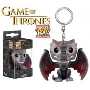 POCKET POP KEYCHAIN CHAVEIRO FUNKO DROGON GAME OF THRONES