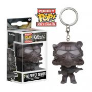 POCKET POP KEYCHAIN CHAVEIRO FUNKO FALLOUT 4 T-60 POWER ARMOR