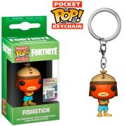 POCKET POP KEYCHAIN CHAVEIRO FUNKO FISHSTICK FORTNITE
