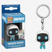 POCKET POP KEYCHAIN CHAVEIRO FUNKO FROZEN RAVEN FORTNITE