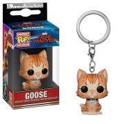 POCKET POP KEYCHAIN CHAVEIRO FUNKO GOOSE CAPTAIN MARVEL