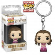 POCKET POP KEYCHAIN CHAVEIRO FUNKO HERMIONE YULE  HARRY