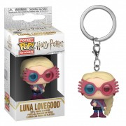 POCKET POP KEYCHAIN CHAVEIRO FUNKO LUNA LOVEGOOD HARRY POTTER