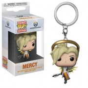 POCKET POP KEYCHAIN CHAVEIRO FUNKO MERCY OVERWATCH