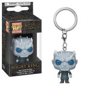POCKET POP KEYCHAIN CHAVEIRO FUNKO NIGHT KING GAME OF THRONE
