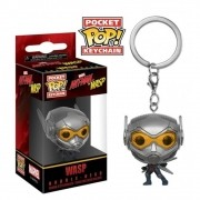 POCKET POP KEYCHAIN CHAVEIRO FUNKO WASP VESPA ANT MAN