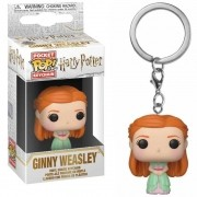 POCKET POP KEYCHAIN GINNY YULE HARRY POTTER