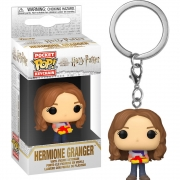 POCKET POP KEYCHAIN HERMIONE HOLIDAY HARRY POTTER CHAVEIRO