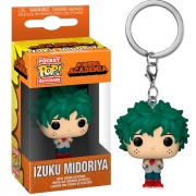 POCKET POP KEYCHAIN IZUKU MIDORIYA SCHOOL MY HERO ACADEMIA