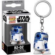 POCKET POP KEYCHAIN R2-D2 STAR WARS FUNKO