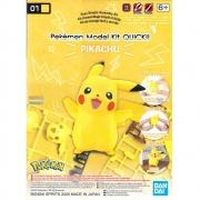 Pokemon 01 PIKACHU Bandai Model Kit