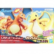 Pokemon Charizard & Dragonite Bandai  Model Kit