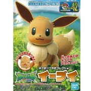 Pokemon Eevee Bandai Model Kit