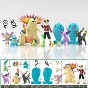 Pokemon Ethan 1/20 Scale World Johto Set