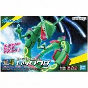 Pokemon Rayquaza Bandai Model Kit