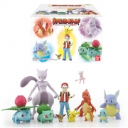 Pokemon Red and Pikachu 1/20 Scale World