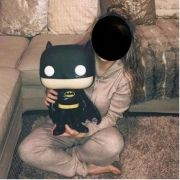 POP FUNKO 01 BATMAN Super Sized 46 CM BATMAN 80 YEARS