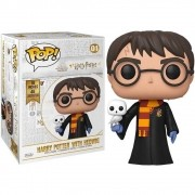 POP FUNKO 01 HARRY POTTER WITH HEDWIG 46 CM