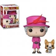 POP FUNKO 01 Queen Elizabeth II Rainha Elizabeth 2