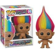 POP FUNKO 01 RAINBOW TROLL GOOD LUCK TROLLS