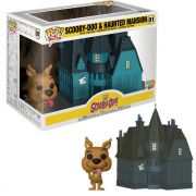 POP FUNKO 01 SCOOBY DOO E HAUNTED MANSION