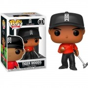 POP FUNKO 01 TIGER WOODS GOLF