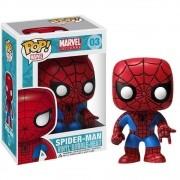 POP FUNKO 03 SPIDER MAN CLASSIC