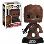 POP FUNKO 06 CHEWBACCA STAR WARS