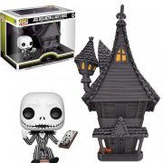 POP FUNKO 07 JACK SKELLINGTON E JACK S HOUSE NIGHTMARE