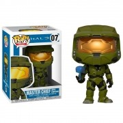 POP FUNKO 07 MASTER CHIEF WITH CORTANA HALO