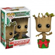 POP FUNKO 101 HOLIDAY DANCING GROOT GUARDIANS OF THE GALAXY