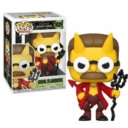 POP FUNKO 1029 DEVIL FLANDERS SIMPSONS