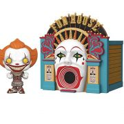 POP FUNKO 10 DEMONIC PENNYWISE & FUNHOUSE