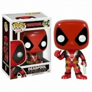 POP FUNKO 112 DEADPOOL