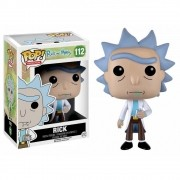 POP FUNKO 112 RICK RICK AND MORTY