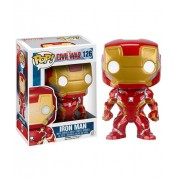 POP FUNKO 126 IRON MAN CIVIL WAR