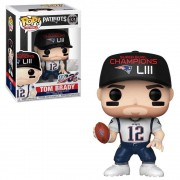 POP FUNKO 137 TOM BRADY PATRIOTS