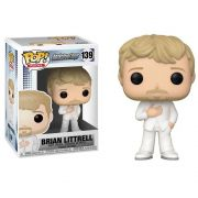 POP FUNKO 139 BRIAN LITTRELL BACKSTREET BOYS