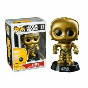 POP FUNKO 13 C-3PO STAR WARS