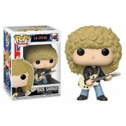 POP FUNKO 148 RICK SAVAGE DEF LEPPARD