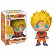 POP FUNKO 14 SUPER SAIYAMAN GOKU DRAGON BALL