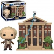 POP FUNKO 15 DOC W/ CLOCK TOWER BACK TO THE FUTURE