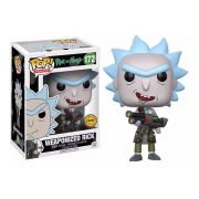 POP FUNKO 172 WEAPONIZED RICK END MORTY CHASE